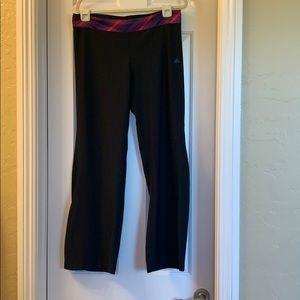 EUC Adidas Climalite yoga pants.